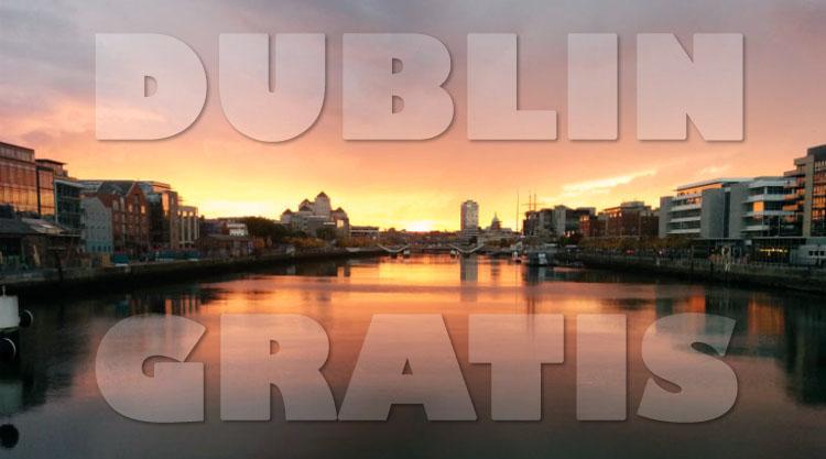 Dublín Gratis: 33 atracciones y visitas guiadas (a 0€) para tu ...