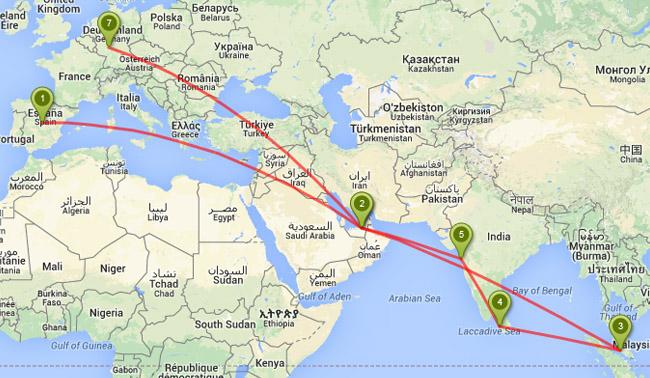 etihad-route-map