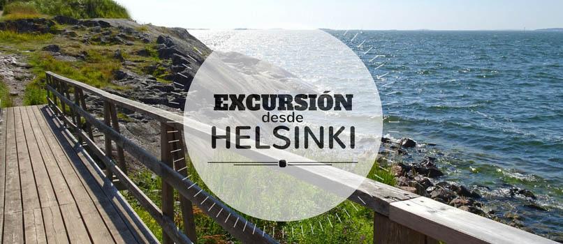 EXCURSION DESDE HELSINKI