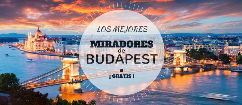 MIRADORES DE BUDAPEST