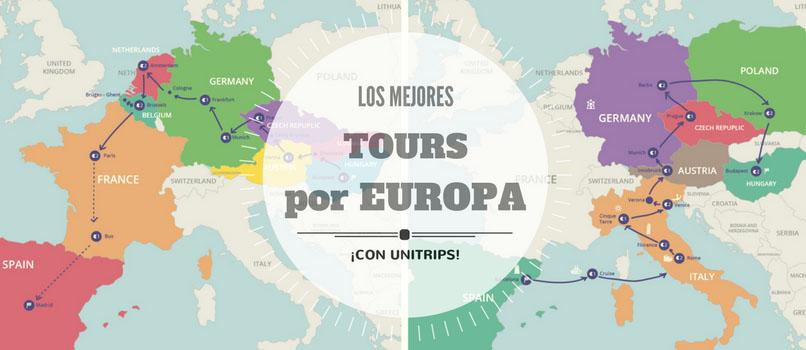 Unitrips: Tours (por Europa) tanto si Viajas Solo como en Grupo! [+Descuento:50€!]