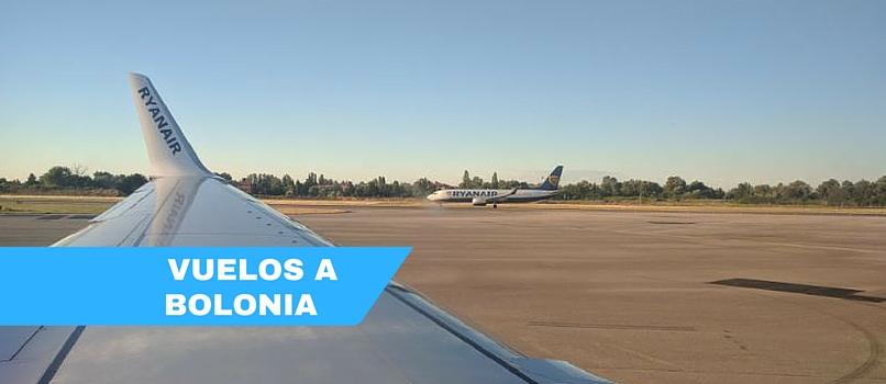Vuelos (Baratos) a Bolonia desde España [Desde_SOLO_20_€_i/v]