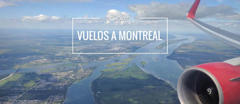 Vuelos (Baratos) a MONTREAL desde España [dsd 346€]