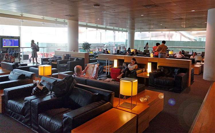 acceso a salas vip aeropuertos gratis
