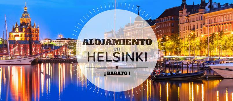 ¿Dónde Alojarse en HELSINKI? Hoteles y Alternativas más Baratas