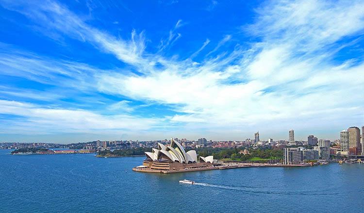 australia opera de sidney