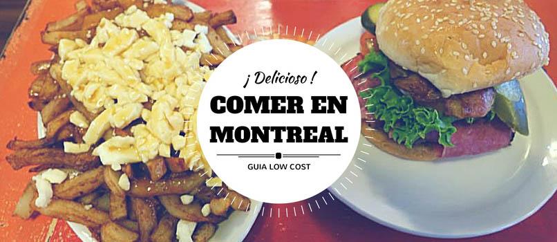 """¿Dónde Comer (Barato) en Montreal? [Prueba el tradicional """"Poutine""""]"""