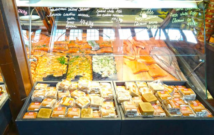 comer helsinki mercado