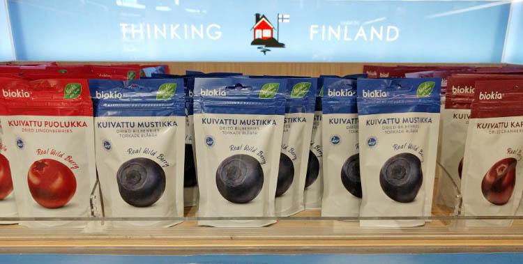 compras en helsinki biokia