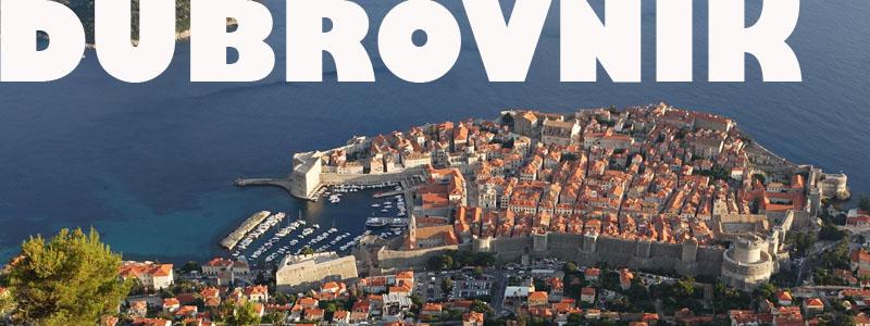 Vuelos (Baratos) a Croacia desde España [a Dubrovnik 30€*]