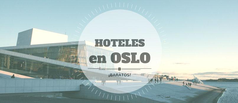 hoteles en oslo baratos