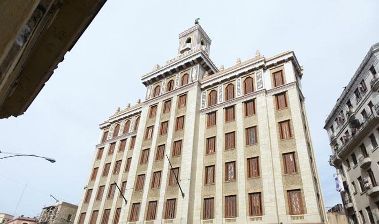 mirador cuba la habana desde edificio bacardi