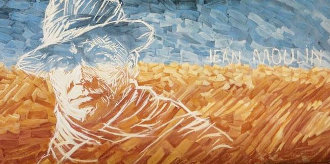 murales Jean Moulin