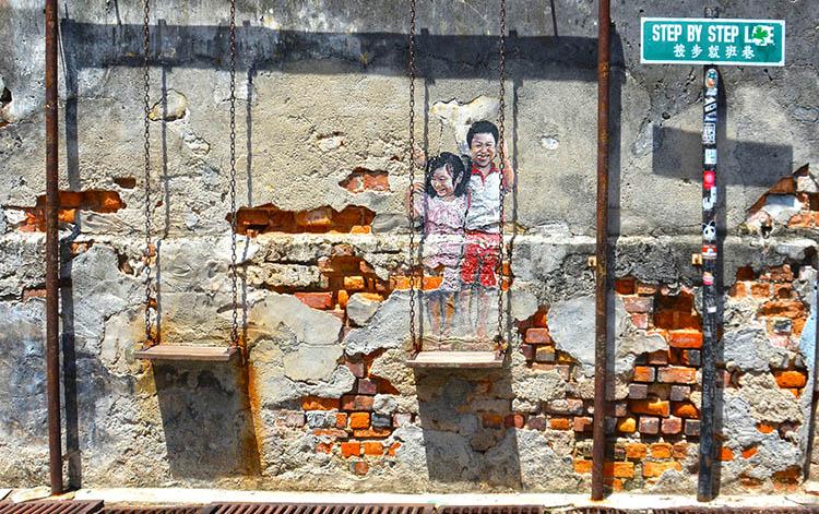 penang el arte callejero