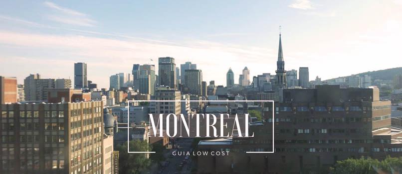 ¿Qué ver en Montreal? Guia + MAPA