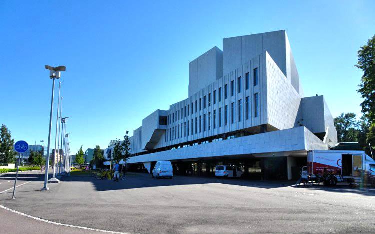 que ver palacio finlandia alvar aalto