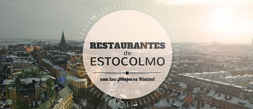 restaurantes de estocolmo con las mejores vistas