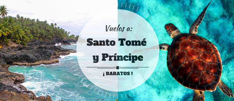 ¡Vuelos (Baratos) a Santo Tomé y Príncipe!