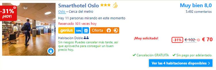 smart hotel oslo