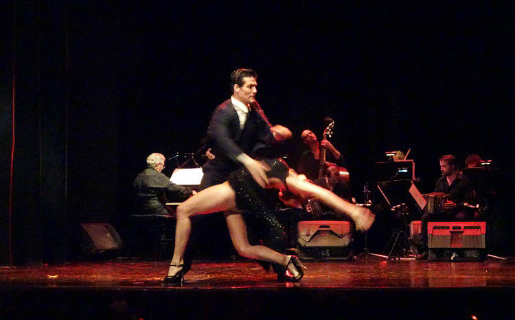 tango buenos aires bailarines