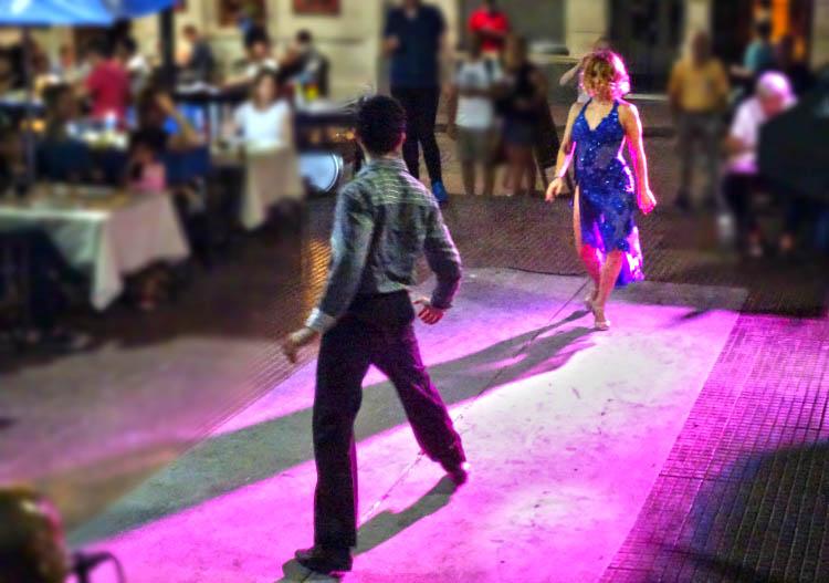 tango en la calle bsas
