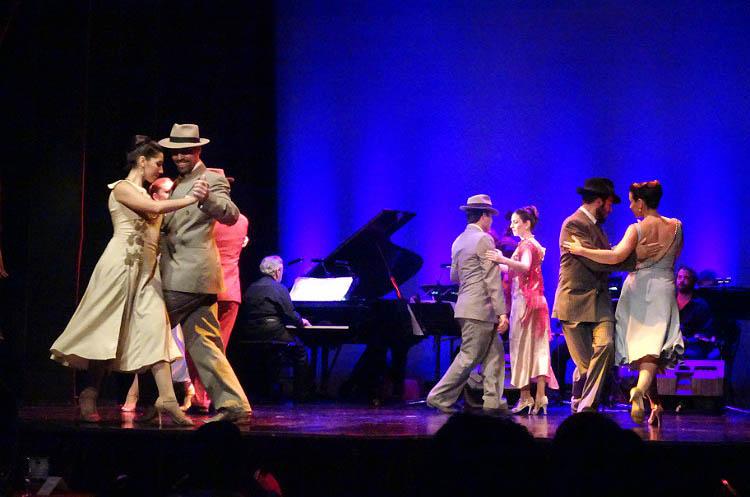 tango en teatro de buenos aires