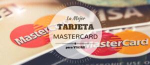 La Mejor Mastercard para VIAJAR: Sacar Efectivo en el Extranjero SIN Comisiones [+10_EUROS_GRATIS]