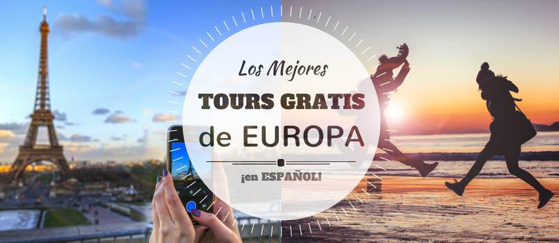 Los 65 Mejores Tours (GRATIS) de EUROPA [en Español]